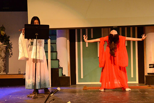 Friends' Central Celebrates Chinese New Year with Fantastic Performances by Chinese Students