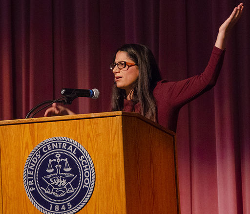 Dr. Mona Hanna-Attisha Inspires Students, Faculty, and Community During Talks at Friends' Central