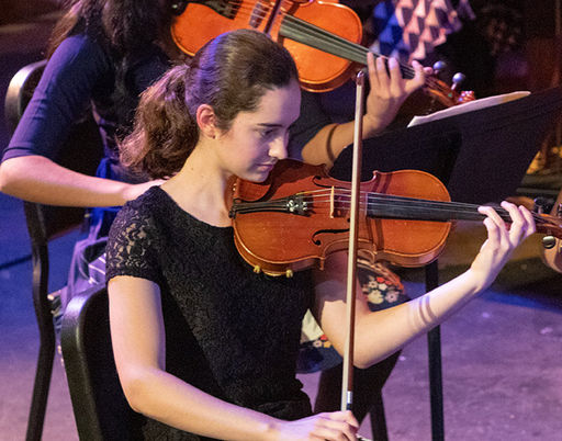 FCS Senior Selected to Perform in PA Music Educators Association District 11 Orchestra Festival