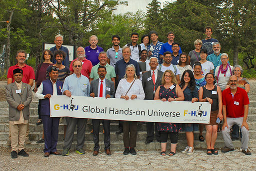 Friends' Central Physics Teacher Attends Summer Global Astronomy Conference in France