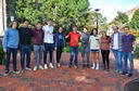 11 Friends' Central Students Earn National Merit Honors